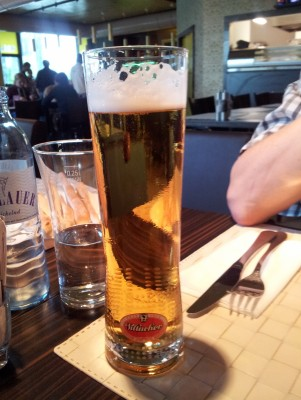 Villacher Bier - Restaurant Visconti - Wien