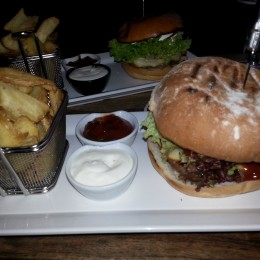 Mountain Man Burger