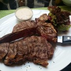 T-Bone Steak 700 Gramm - Frank's - Wien