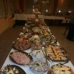 "Heringsschmaus - Buffet - Gasthof-Pension ""Furthnerwirt"" - Furth/Triesting"