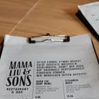 Dish of the day - Mama Liu and Sons - Wien