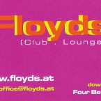 Irish Pub Four Bells Floyds Club Lounge at downstairs Four Bells Pub - Four Bells - Wien