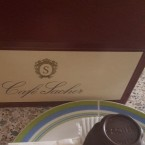 The one and only Sacherwürfel - Sacher Eck' - Wien