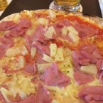 Pizza Hawaii - Pizzeria Castello - Wien