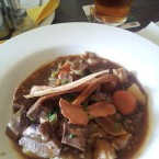 Traditional Irish Beef Stew of Slow Braised Shin, Guinness, Root Vegetables ... - O'Connors Old Oak - Wien