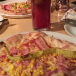 Pizza Provenciale - Olive - Wien