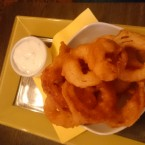 Onion Rings with Garlic Aioli - O'Connors Old Oak - Wien