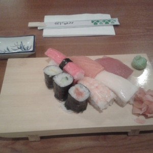 Sushi Set mini - Eat Asia - Graz