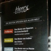 HENRY – the art of living