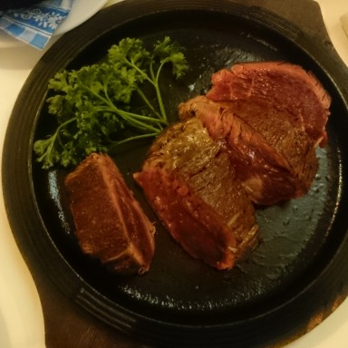 Chateaubriand ca.400g