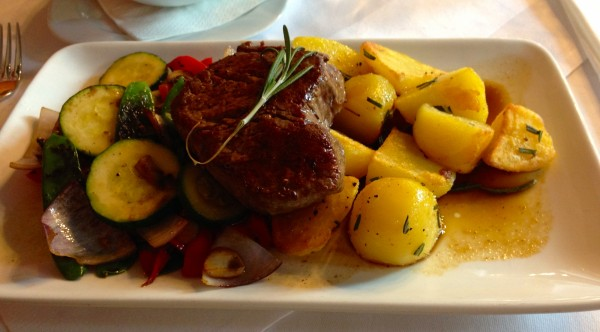 Das Filet Steak - Stern - Wien