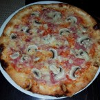 Pizza Toscana - P&P Cafe Restaurant - St. Veit