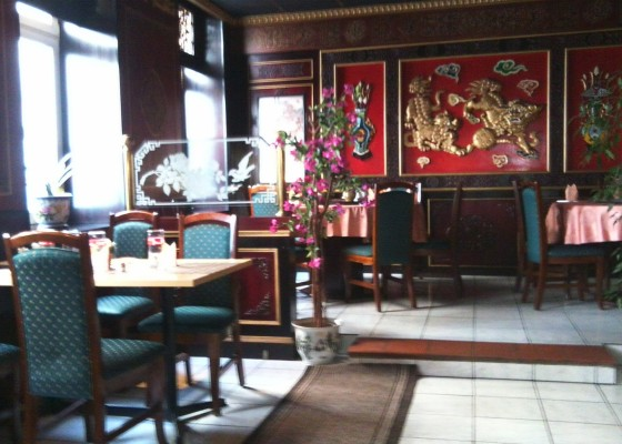 China-Restaurant Lucky Friend Im Lokal - Nichtraucherbereich - China-Restaurant Lucky Friend - Wien