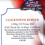 Clocktower - Tagesangebote - Clocktower American Bar & Grill - Wien-Süd - Brunn am Gebirge