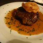 24h Braised Steak, Pepper Sauce, Onion Rings - O'Connors Old Oak - Wien