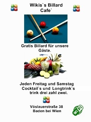 Wikis Billard Cafe