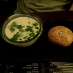 Tom Kha Gai Suppe - M Lounge - Wien