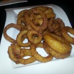 Onion Rings (Side Dish) - Clocktower American Bar & Grill - Wien-Süd - Brunn am Gebirge