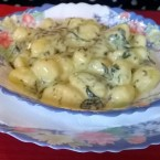 Gnocchi in Gorgonzolasauce samt Spinat..... - Don Enzo - Lech