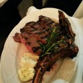 """The one and only Tomahawk Steak"""