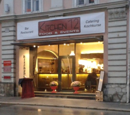 Kitchen 12 - Food & Events - Graz