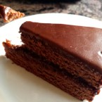 Sachertorte - Cafe Bellaria - Wien