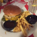 BBQ Burger - TGI Friday's - Wien