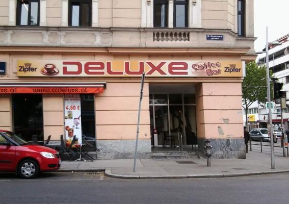 Cc Deluxe Lokalaußenansicht Cc Deluxe Wien Restauranttesterat