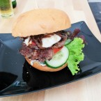 Buffalo Burger - Burger Factory - Graz
