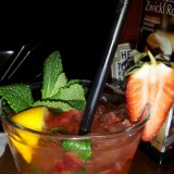 Strawberry Basil Margarita - TGI Friday's - Wien
