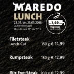 Maredo - Lunch-Flyer - Maredo - Wien