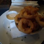 onion rings - O'Connors Old Oak - Wien