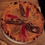 Pizza Verdura vegan - Dellago - Wien