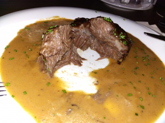 24hr braised steak - O'Connors Old Oak - Wien