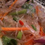 Glasnudelsalat - Thai Isaan Kitchen - Wien