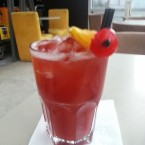 Strawberry Kiss - NERO Cafe Bar - Wien