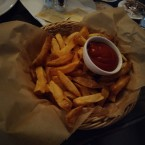 large fries - O'Connors Old Oak - Wien