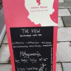 The View - Lokalaußenwerbung - The View - Wien