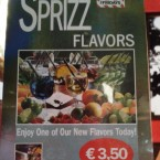 TGI - Neu 'Sprizz with Flavors' - TGI Friday's - Wien