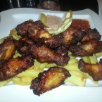 Hot Wings - Clocktower American Bar & Grill - Wien-Süd - Brunn am Gebirge