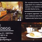 Cafe Goldegg Visitenkarte 1 - Cafe Goldegg - Wien