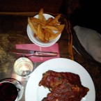 Pork ribs - O'Connors Old Oak - Wien