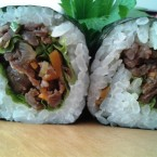 Gold Rock - Bulgogi Maki (EUR 6,90) - Gold Rock - Wien