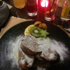 french toast - Rocky Docky's Western-Steak-House - Wien