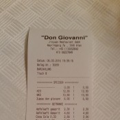 PIZZERIA DON GIOVANNI