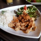 Sesam Chicken - New Point Restaurant - Wien