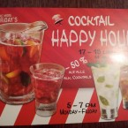 Cocktail Happy Hour - TGI Friday's - Wien