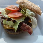 Farmhouse Burger - Tribeca Inn - Wien