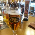 Bier - Pizzeria Don Camillo - Wien