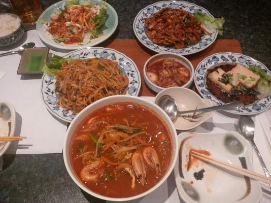 Seoul Wien Restaurant Koreanisch Restauranttesterat